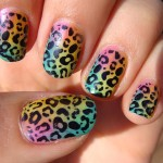 Konad Stamping Nail Art picture-3