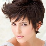 Latest Hairstyles For Short Hair Image