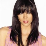Layered Hairstyles With Bangs 19