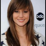 Layered Hairstyles With Bangs 3