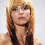 Layered Hairstyles With Bangs 4