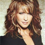 Layered Hairstyles With Bangs 6