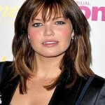 Layered Hairstyles With Bangs 10