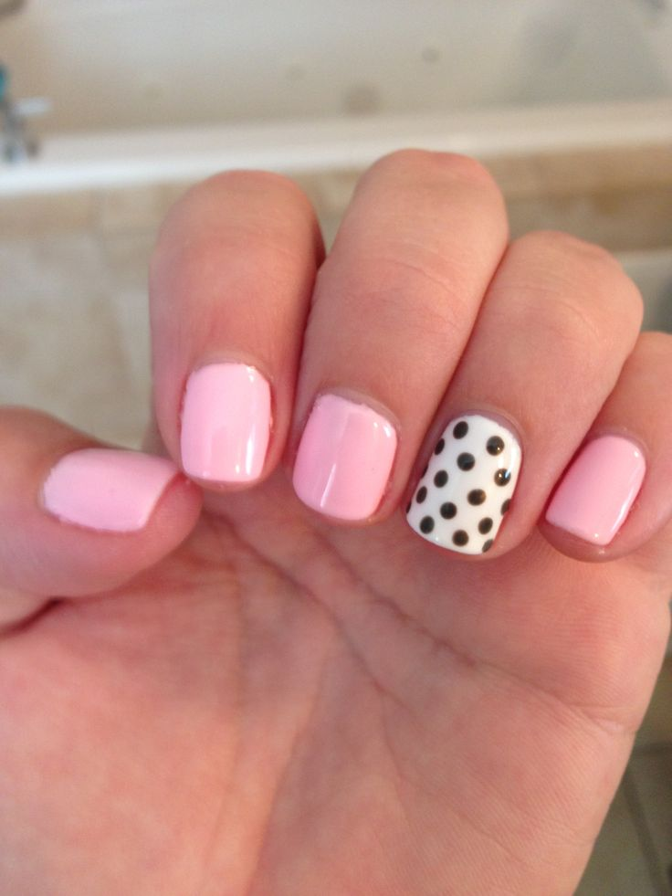Light pink nail designs 2014 light pink nail designs 3