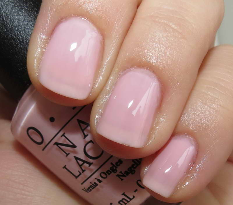 Natural Pink Nail Color | Best Nail Designs 2018