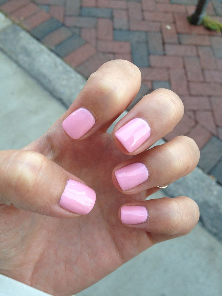 Pastel Pink Gel Nail Lacquer Nails Archives Iwantyournails Light Ideas 10 Inkcloth