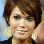 Mandy Moore Hairstyles 6