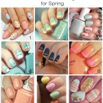 Manicure Ideas For Spring 2