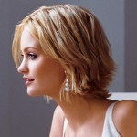 Medium To Short Hairstyles 8