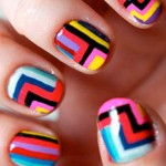 Nail Art Ideas For Short Nails 11