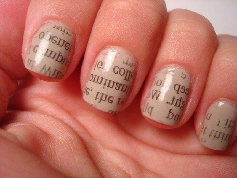 Nail Art Ideas For Short Nails - Inkcloth