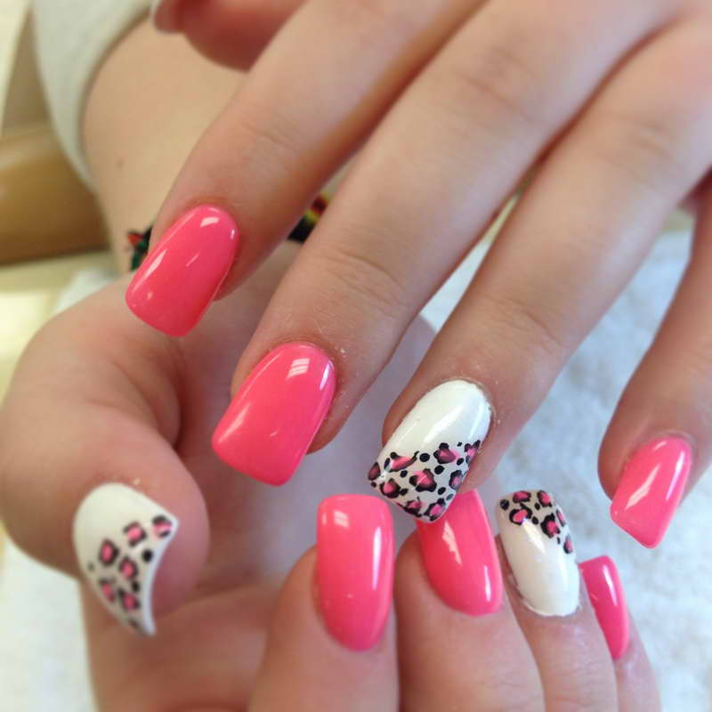 Nail Art For Short Nails Plain: Nail Art Ideas For Short Nails 3