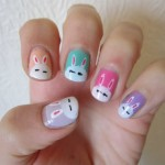 Nail Art Ideas For Short Nails 5