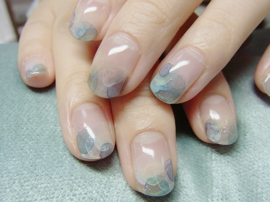 Nail Art Ideas For Short Nails 6 Inkcloth