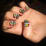 Nail Art Ideas For Short Nails 9