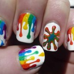 Nail Art Ideas For Short Nails 10