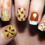 Nail Art Ideas For Thanksgiving 11