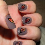 Nail Art Ideas For Thanksgiving 3