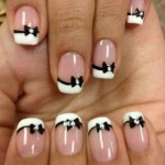 Nail Design Ideas For A Wedding 11