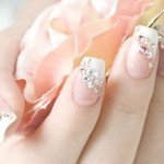 Nail Design Ideas For A Wedding 3