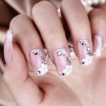 Nail Design Ideas For A Wedding 4