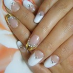 Nail Design Ideas For A Wedding 6