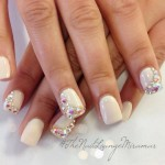 Nail Design Ideas For A Wedding 7
