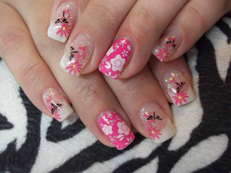 Nail Design Ideas For Spring 6 - Inkcloth