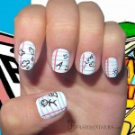 Nail Ideas For School 11