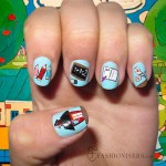Nail Ideas For School 13