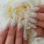 Nail Ideas For Wedding Day 6