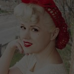 Pin Up Girl Hairstyles 2