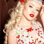 Pin Up Girl Hairstyles 6