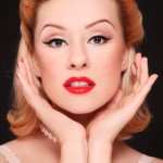 Pin Up Girl Hairstyles 9