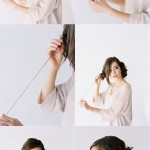 Quick And Easy Hairstyles Image-1