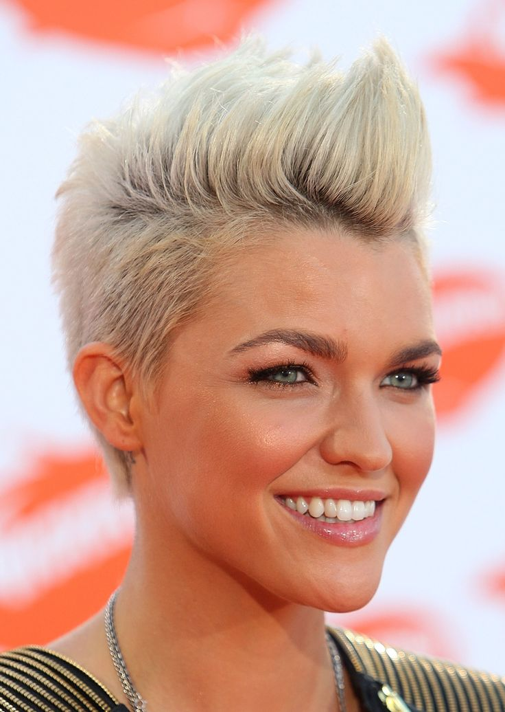 Shaved Hairstyles For Women 2 - Inkcloth