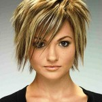 Short Funky Hairstyles 2