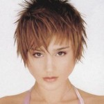 Short Funky Hairstyles 4