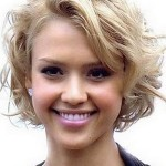 Short Hairstyles For Wavy Hair Image