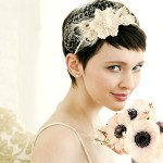 Short Hairstyles For Weddings Picture-1