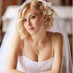 Short Hairstyles For Weddings Picture