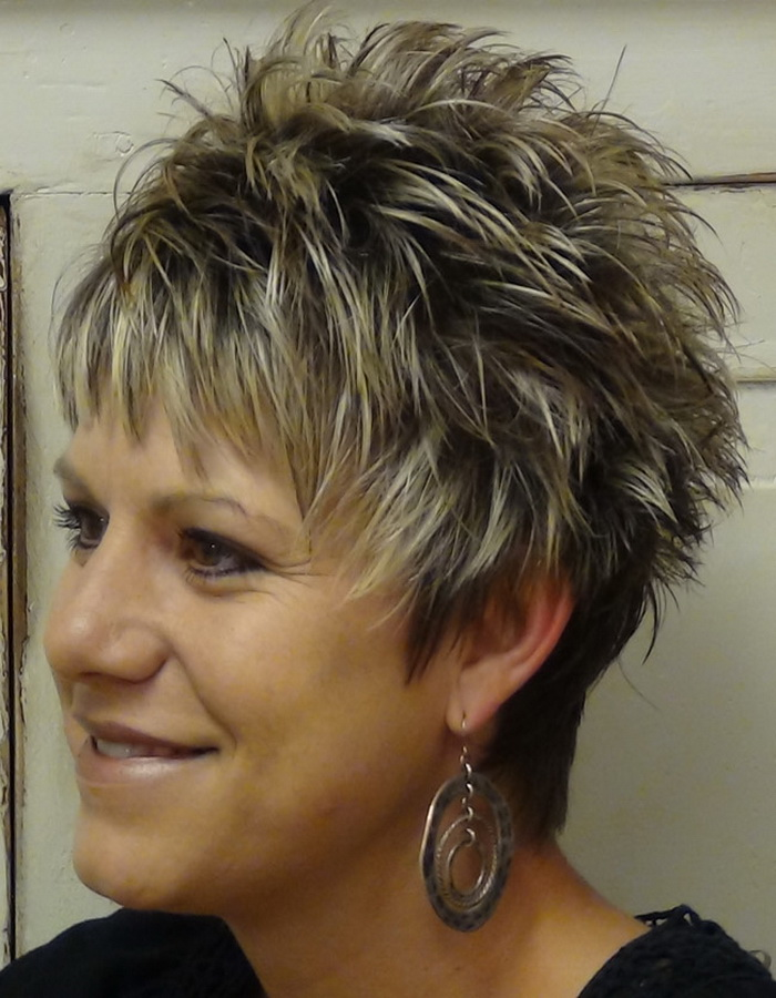 Picture from the gallery short hairstyles for women over 50