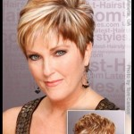 Short Hairstyles For Women Over 50 15