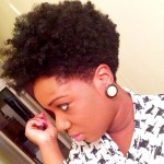 Short Natural Hairstyles 6