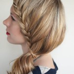 Exciting side ponytail ideas for