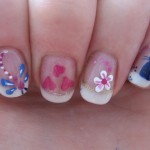 Simple Nail Design Ideas Image