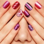 Simple Nail Design Ideas Picture