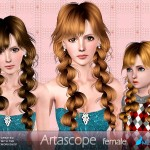 Sims 3 Hairstyles 9