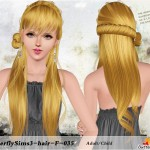 Sims 3 Hairstyles 10