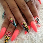 Stiletto Nails 19